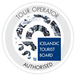 Gentle Giants is an authorised tour operator by the Icelandic Tourist Board