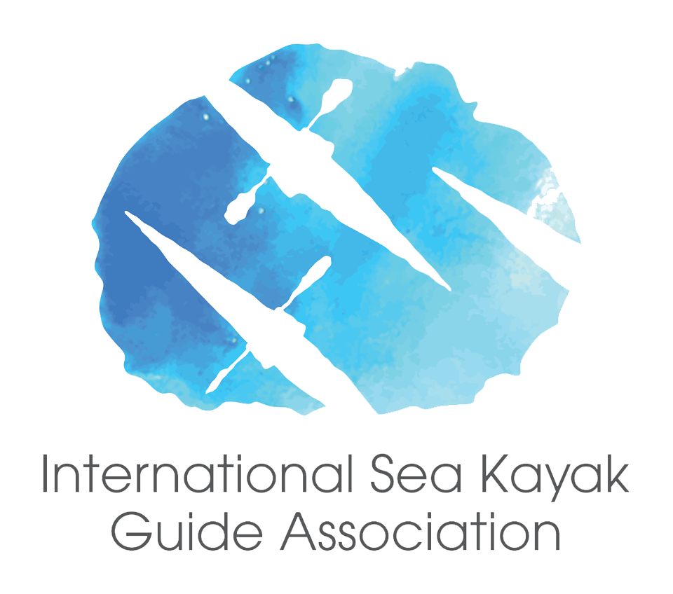 Certified by the International Sea kayak Guide Association